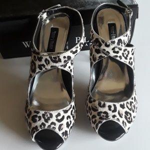 WH/BM  heels